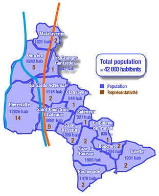 drome-sud-provence-carte